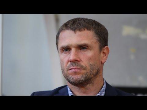 Сергій РЕБРОВ: Глядачі мають бачити азарт. Футболісти це показали