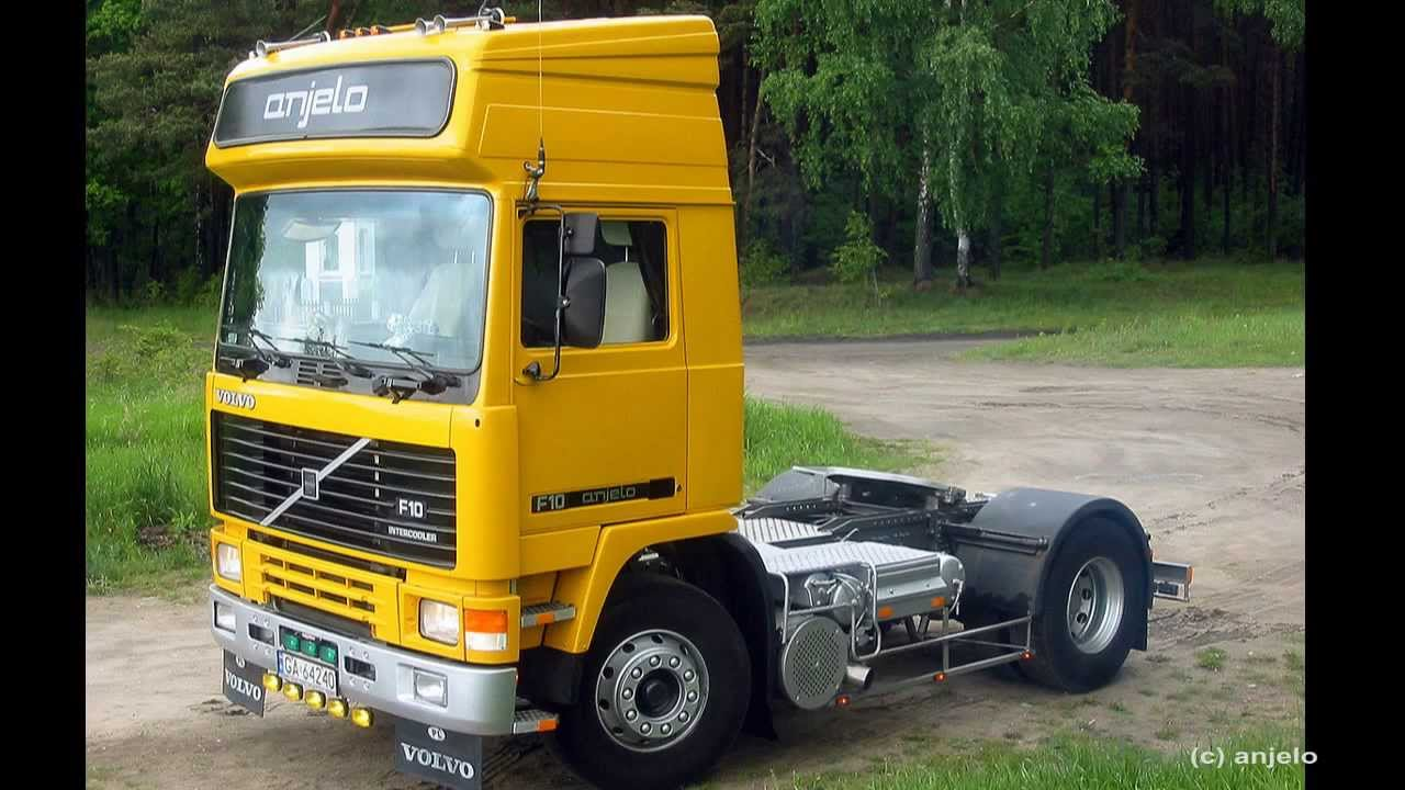 Volvo F10 Eurotrotter # 5 (outside) - YouTube