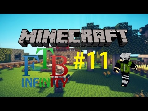 Minecraft FTB Infinity Gameplay ITA HD Parte 11 - Diamond Drill
