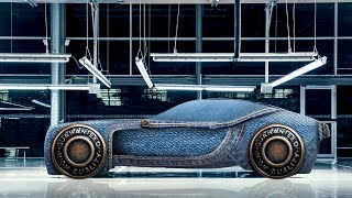 Denim Cars Are Actually A Thing | Viral Videos Of The Day