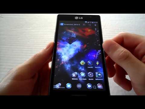 LG L9 Hacer Capturas De Pantalla Screenshot
