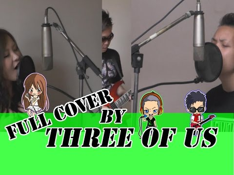 """ BUMP OF CHICKEN Feat. HATSUNE MIKU / 「ray」 "" Cover By THREE OF US"