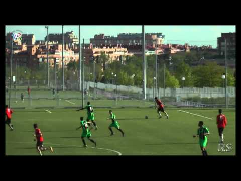 Rayo Vallecano División de Honor - InterSoccer Academia 5/5