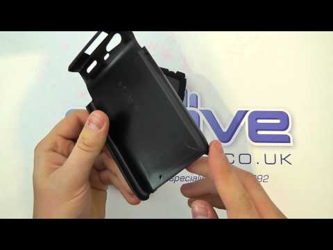 Motorola RAZR Otterbox Commuter Case Unboxing & Demonstration