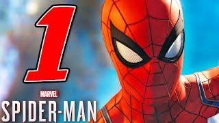 SPIDER-MAN [Walkthrough Gameplay ITA HD - PARTE 1] - SPIDERMAN È TORNATO! (Nuova Serie)