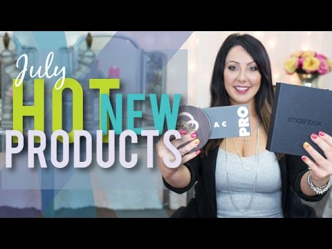 Hot NEW Products - July 2014 (plus bloopers!) | Makeup Geek