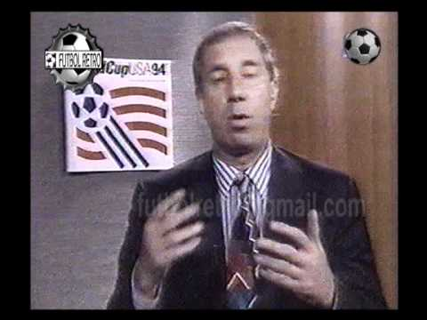 Carlos Bilardo analiza la seleccion  Usa  94 world cup FUTBOL RETRO TV