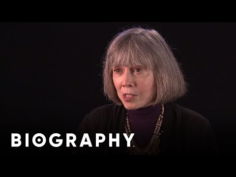 BIO Shorts: Anne Rice on Charles Dickens