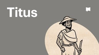 Video: Bible Project: Titus