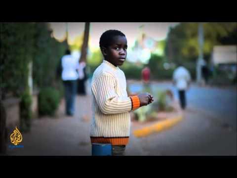 Al Jazeera Frames - Slum Boy