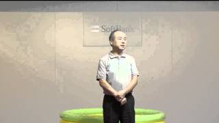 Masayoshi Son accepts ALS Ice Bucket Challenge