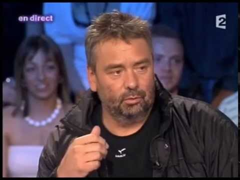 Luc Besson - On n'est pas couché 19 mai 2007 #ONPC