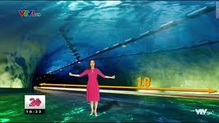 Hầm Cửa Lục - Hầm vượt biển lớn nhất Việt Nam?