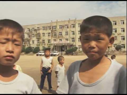 Hunger Haunts Children of North Korea