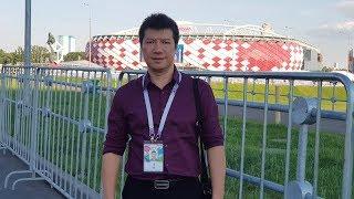 VTC14 | Chuyện ít biết về nghề bình luận viên bóng đá
