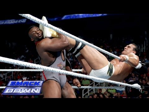 Chris Jericho & Alberto Del Rio vs. Dolph Ziggler & Big E Langston: SmackDown, June 14, 2013