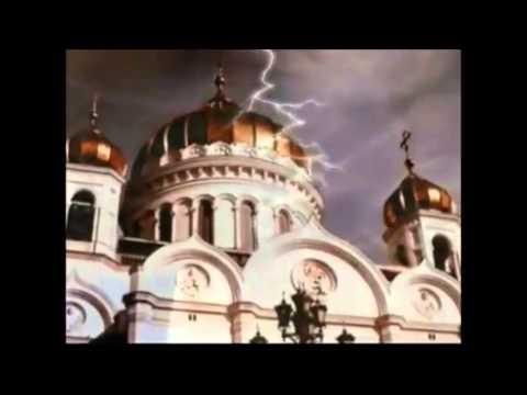 """Американский Папа John Merritt Поет Своим Детям Песню """"Золотые Купола"""""""