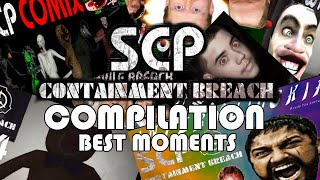 BEST SCP Containment Breach Moments Compilation