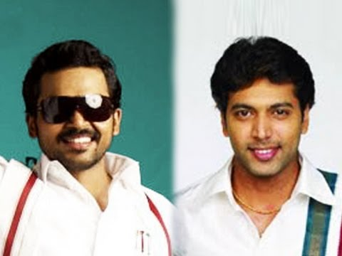 Karthi's problem affects Jeyam Ravi