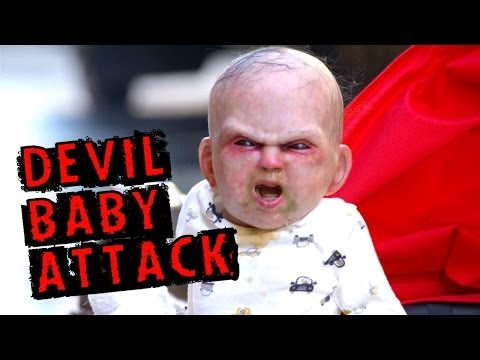 Devil Baby Attack: ReelSEOs Viral Video of the Week