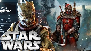 Why Bounty Hunters Are Legal: Star Wars lore