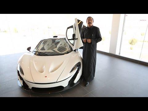 سعودي أوتو - ماكلارين P1 استعراض تفصيلي  Saudiauto - McLaren P1 Detailed review