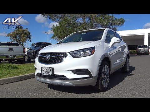 2018 Buick Encore 1.4 L Turbocharged 4-Cylinder Review