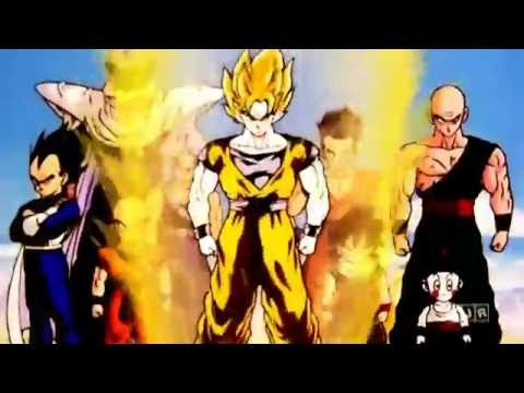 DRAGON BALL Z TRAILER / AMV - WAY TO WIN