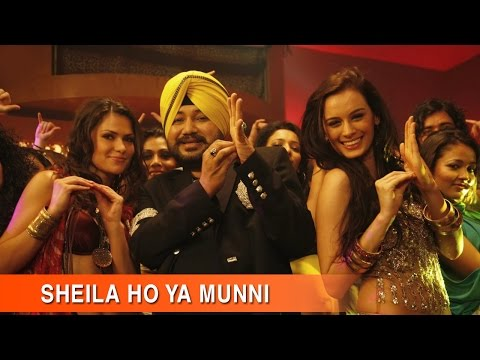 Sheila Ho Ya Munni - Full Video Song | Tunak Tunak Tumba| Daler Mehndi video