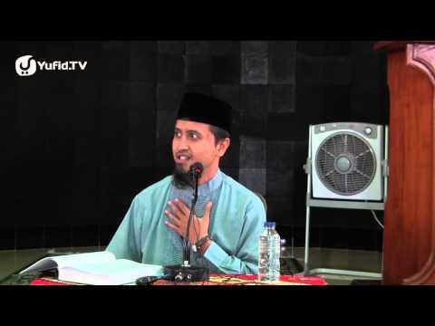 Kajian Islam: Apakah Surga dan Neraka Sudah Ada? - Ustadz Abdullah Zaen, MA