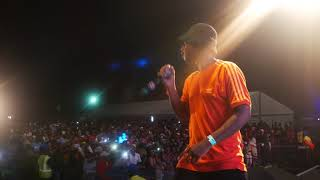 Emtee Brand New Music Live at Matatiale