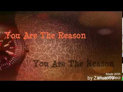 Terjemahan Lirik Lagu You Are The Reason | Calum Scott