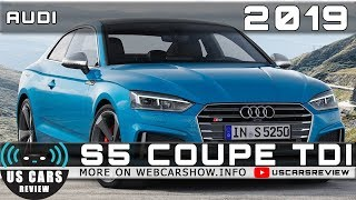 2019 AUDI S5 COUPE TDI Review Release Date Specs Prices
