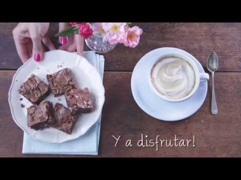 Recetas Chocolate Aguila | Brownies