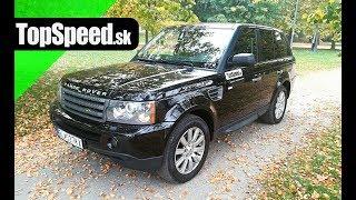 Jazdenka: Range Rover Sport L320 (2004 - 2009) TopSpeed.sk