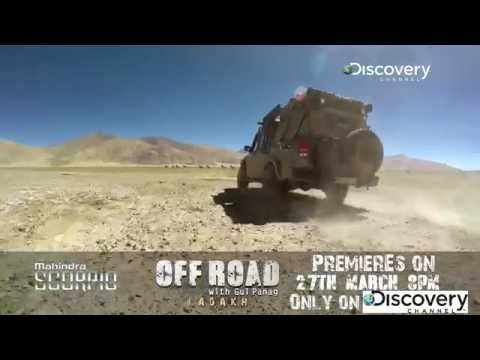'Off-Road with Gul Panag: Ladakh' Promo