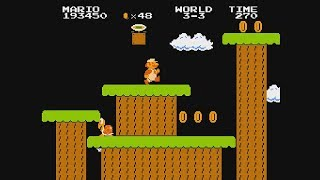 Super Mario Bros. #3 | World 3 | ©1985 Nintendo Entertainment System