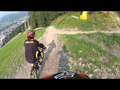 Luke Strobel and Connor Fearon Shlapin Schladming