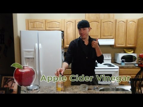 Benefits of Drinking Apple Cider Vinegar & How To Drink