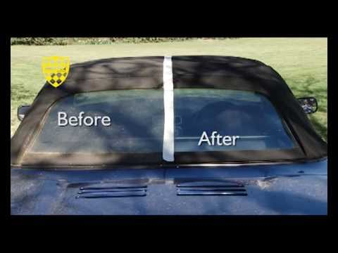 Protex world convertible soft top restorer reviver dye Best vinyl windows reviews