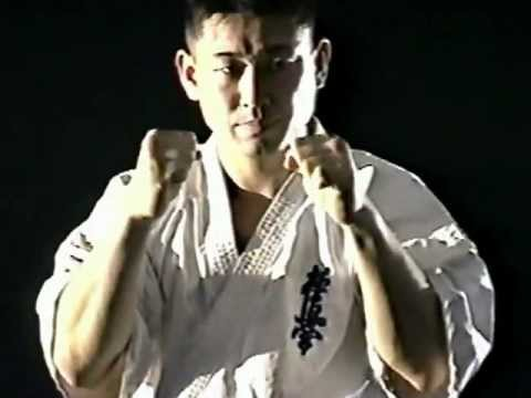 Kyokushin kumite training Image 1
