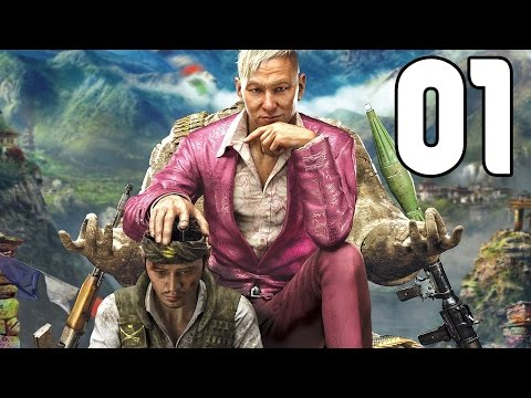 Far Cry 4 Preview Part 1 - Let's Play Far Cry 4 Gameplay German Deutsch Music Videos