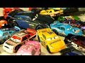 Машинки ТАЧКИ 3 vs ХОТ ВИЛС 🚗🏁🚙 ЧЕЛЛЕНДЖ Игрушки для Мальчиков из Мультфильма Тачки