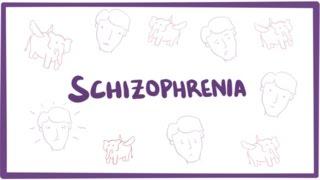 Schizophrenia - causes, symptoms, diagnosis, treatment & pathology