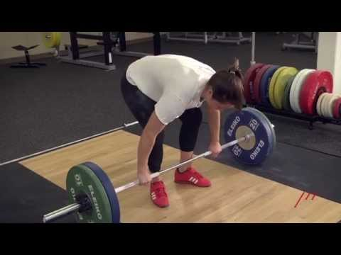 The Power Clean: Olympic Lifting Tip for Beginners Image 1