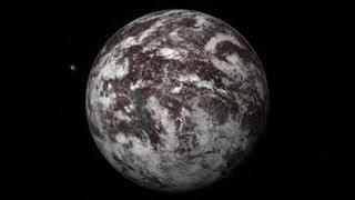 Documental del espacio ,Una nueva tierra
