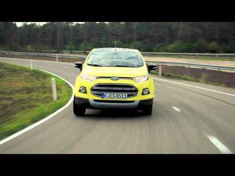 Ford EcoSport Titanium and EcoSport Titanium S