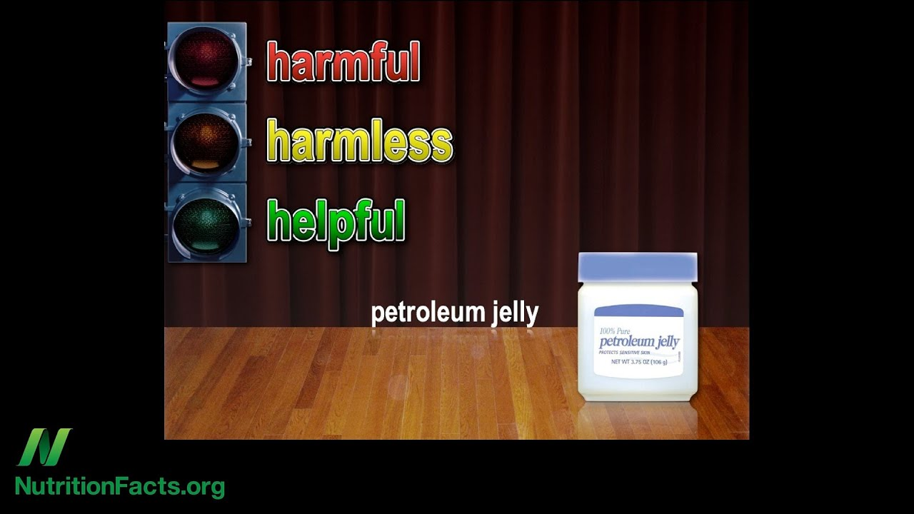 Is Petroleum Jelly Good For You?
