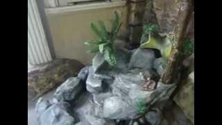 Cascadas artificiales fuentes de agua muro lloron velo for Cascada artificial casera