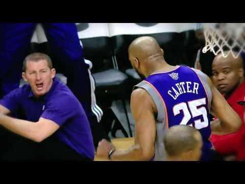 Top 10 Vince Carter Plays • 2011 Season